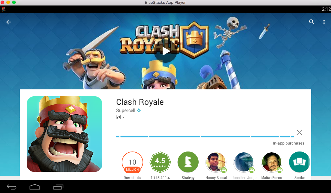 Clash Royale for PC Free Download (Windows 7 / 8 / 8.1 / Mac) -